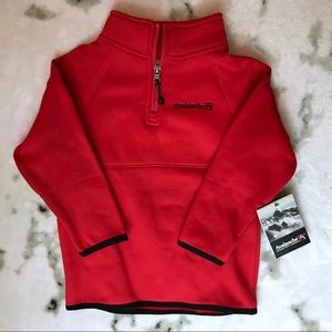 Avalanche Red Pull Over